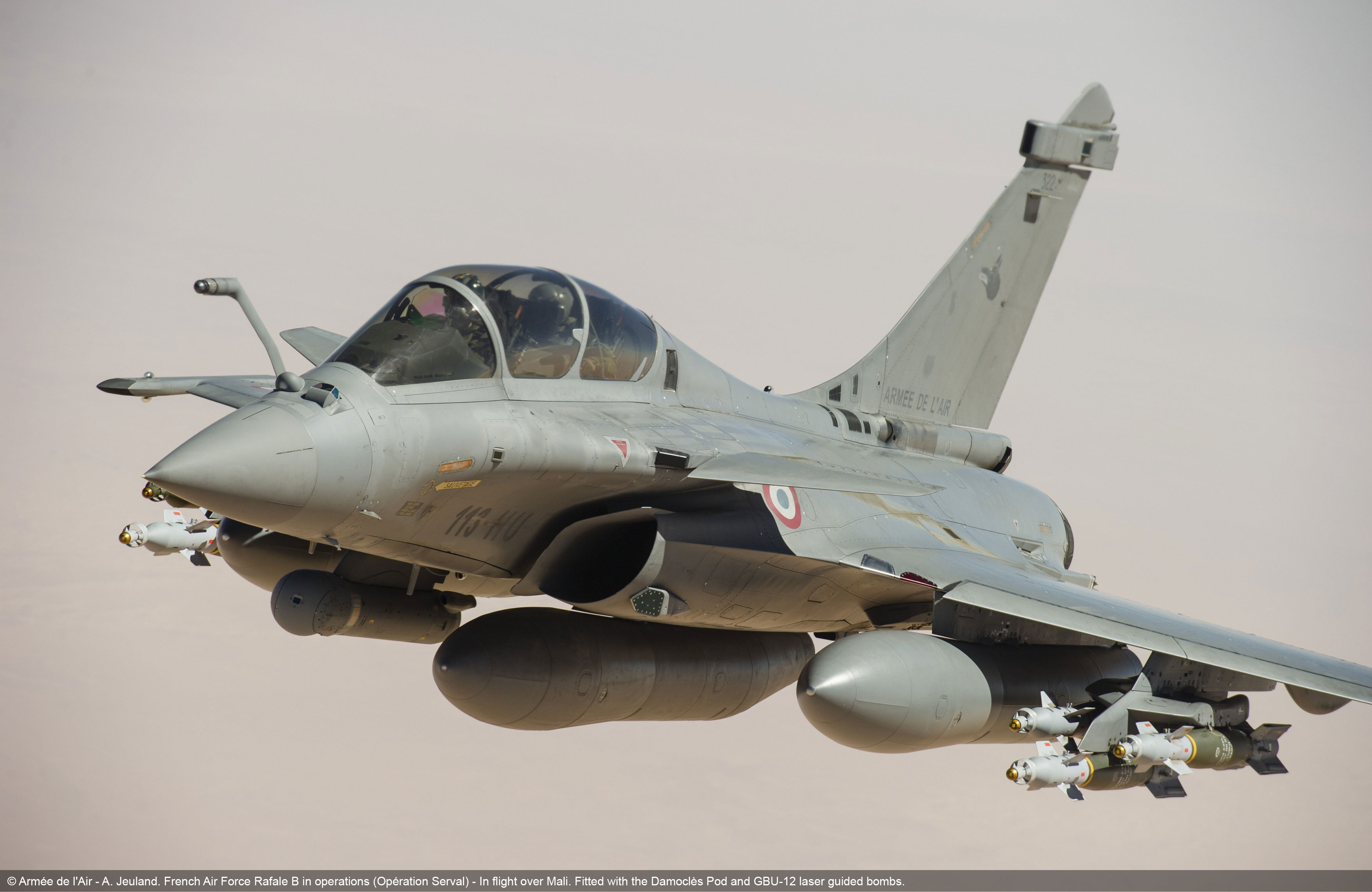 Rafale India Photos
